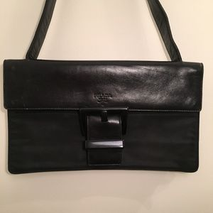 Authentic PRADA Vintage Nappa Trend Leather Purse